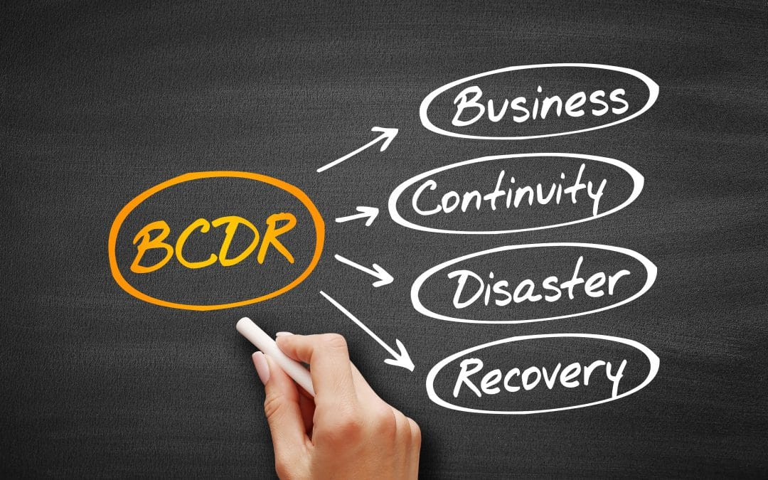 Business Continuity Vs. Disaster Recovery