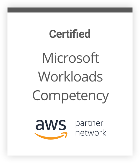 Certified Microsoft Workloads Competency