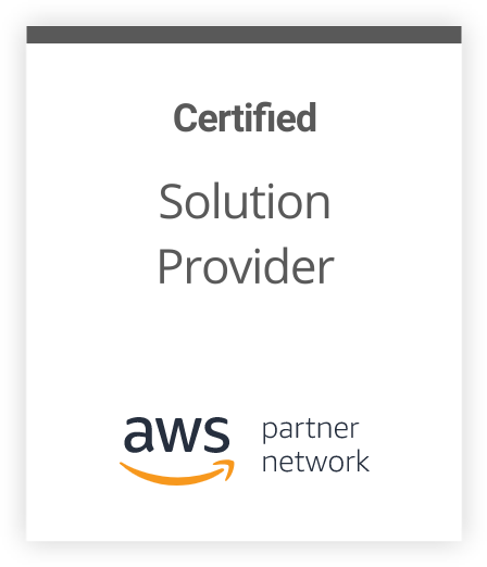 Certified Solution Provider